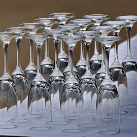 Glasses  by Aung Kyaw Soe - Artistic Objects Glass (  )