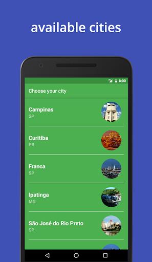 Bus Brazil: Bus, schedules...  screenshots 1