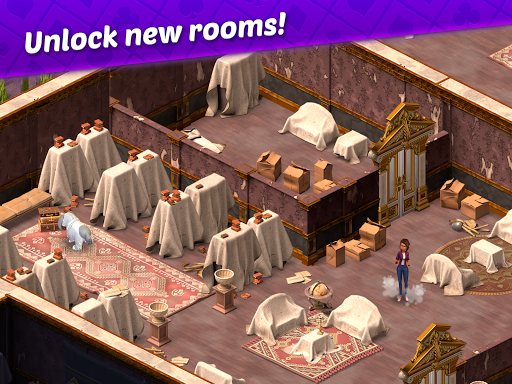 Ava's Manor - A Solitaire Story modavailable screenshots 11