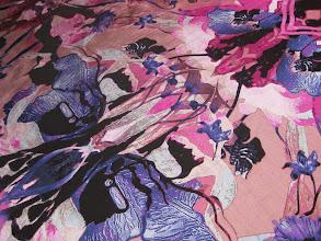 Photo: Ткань:Жаккард шелк с шерстью ш.140см.цена 5000 руб.                                               Коллекция :McQueen