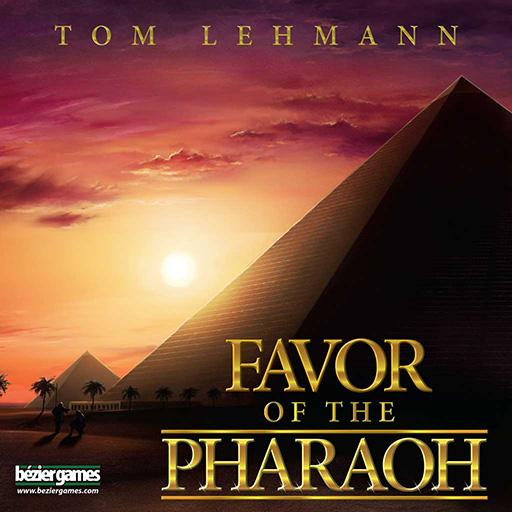 Favor of the Pharaoh (game)