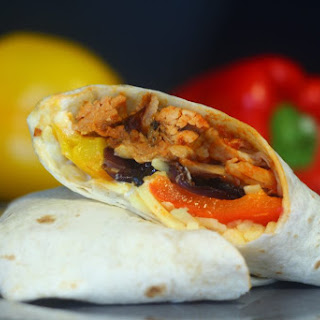 Mexican Pulled Pork Wraps Recipe