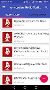 Amsterdam Radio Stations - náhled