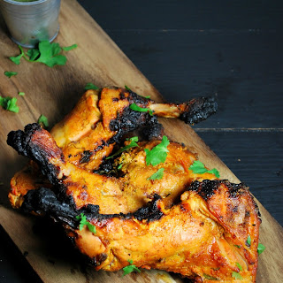 Oven Tandoori Chicken