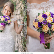 Wedding photographer Sergey Chuprina (markovich). Photo of 21.02.2016