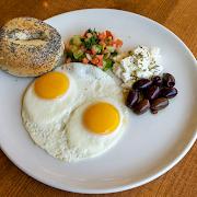 Jerusalem Eggs