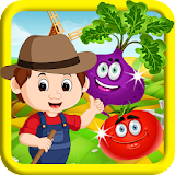 Vegetable Farm Splash Mania