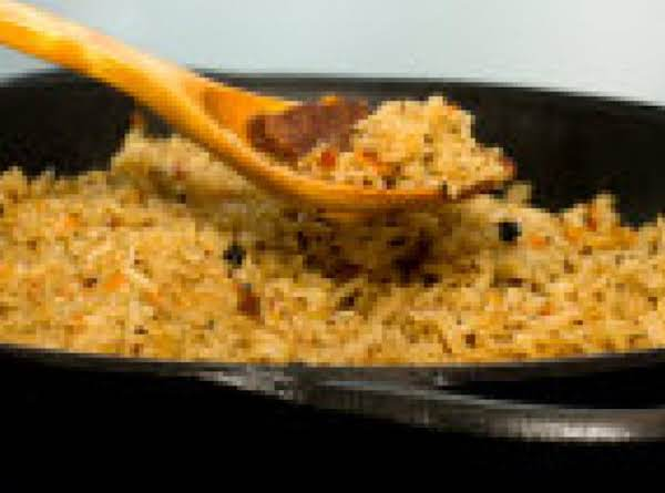 Ginas Hambuger Hotdish Recipe