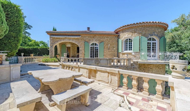 Maison avec piscine Grans