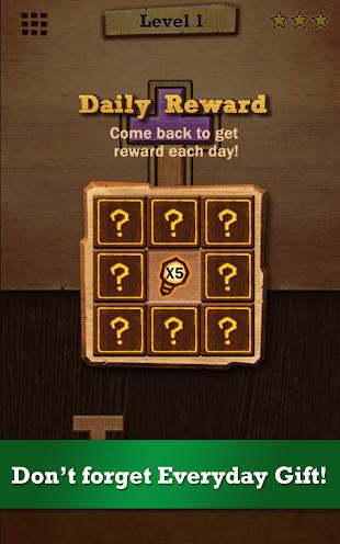 Wood Block Puzzle- screenshot thumbnail