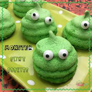 Monster Slime Cookie.
