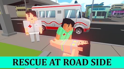 Ambulance Rescue Doctor Simulator - Hospital Games 1.2 screenshots 2