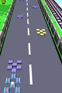Retro Racing 3D screenshot 3