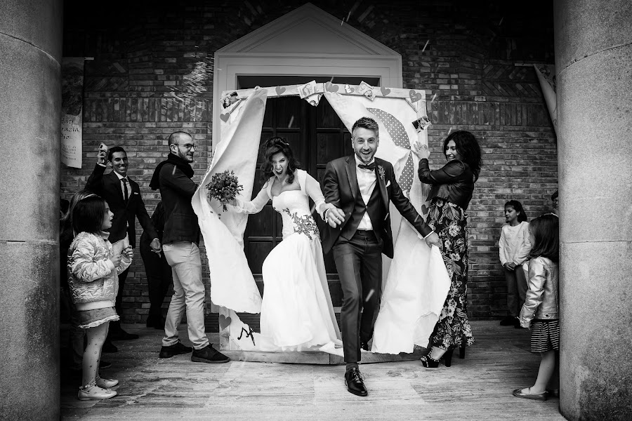 Wedding photographer Barbara Fabbri (fabbri). Photo of 17.04.2019