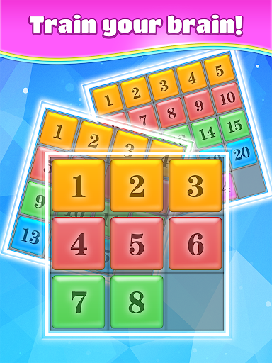 Number Block Puzzle apktram screenshots 11