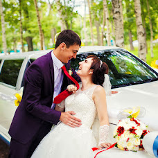 Wedding photographer Evgeniya Kalinina (Vikfm). Photo of 05.09.2015