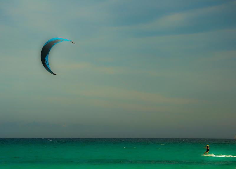kitesurfing in libertà di gianfi51