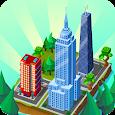 Merge - city builder (new addictive game) icon