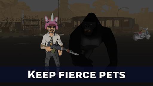 Last Resistance - Idle zombie RPG apkpoly screenshots 3