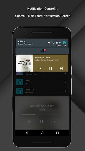 Bass Music Player: Free Music App on Google play 1.6 screenshots 6