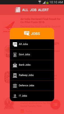 All Job Alert - screenshot
