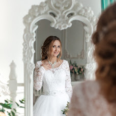 Wedding photographer Vera Galimova (galimova). Photo of 03.04.2018
