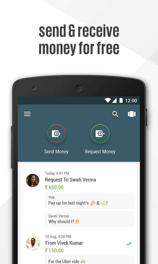 Walnut All Banks Money Manager- screenshot