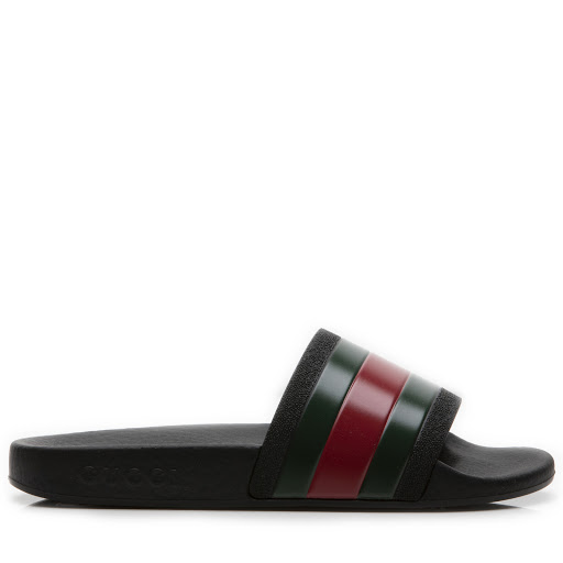 Primary image of Gucci Rubber Slide Kid