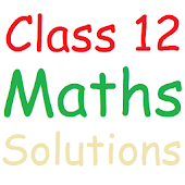 Class 12 Maths Solutions