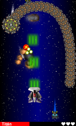 Spaceship Games - Alien Shooter  screenshots 2