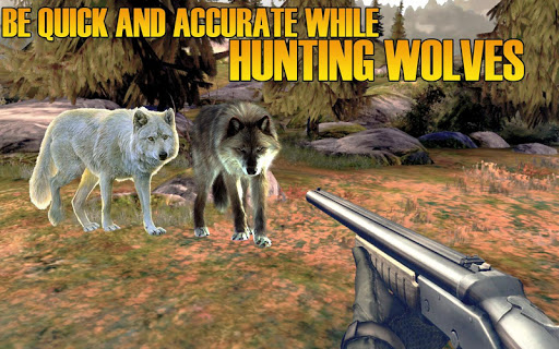 Wolf Hunting Adventure - 3D for PC