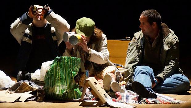 piece de theatre la moulinette