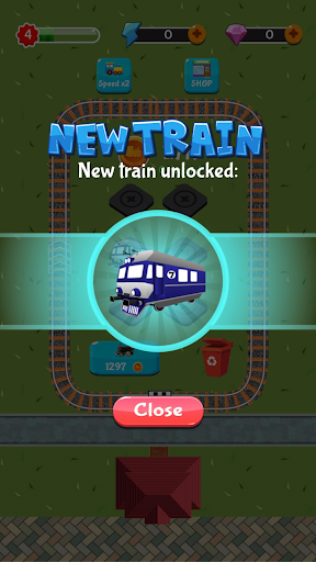 Train Station Manager - Idle Merge Game cheat screenshots 4