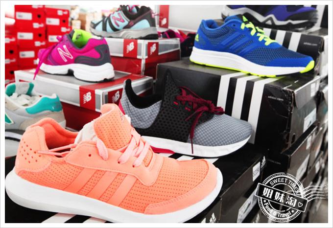 沃翔國際品牌聯合特賣-Adidas