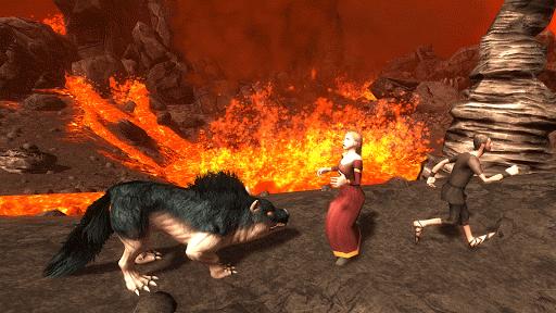 Monster Dog Simulator 3D