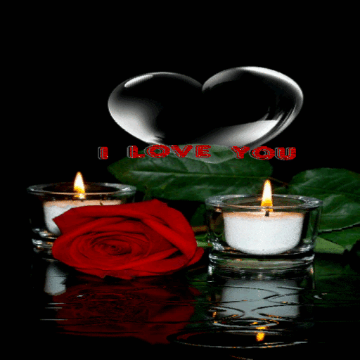 Candle In Glass LWP