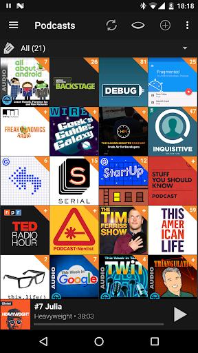 Podcast Radio Addict