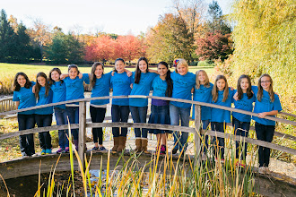 Photo: Kylee's Kare Kits for Kits Team on October 20, 2013 @ the Doyle Estate. Photography by Mark Doyle.
