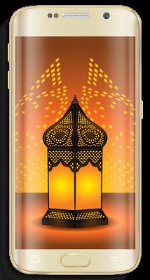خلفيات متحركه لفانوس رمضان - screenshot