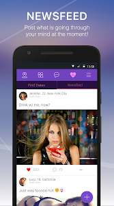 JustDating - Chat & Flirt screenshot 4