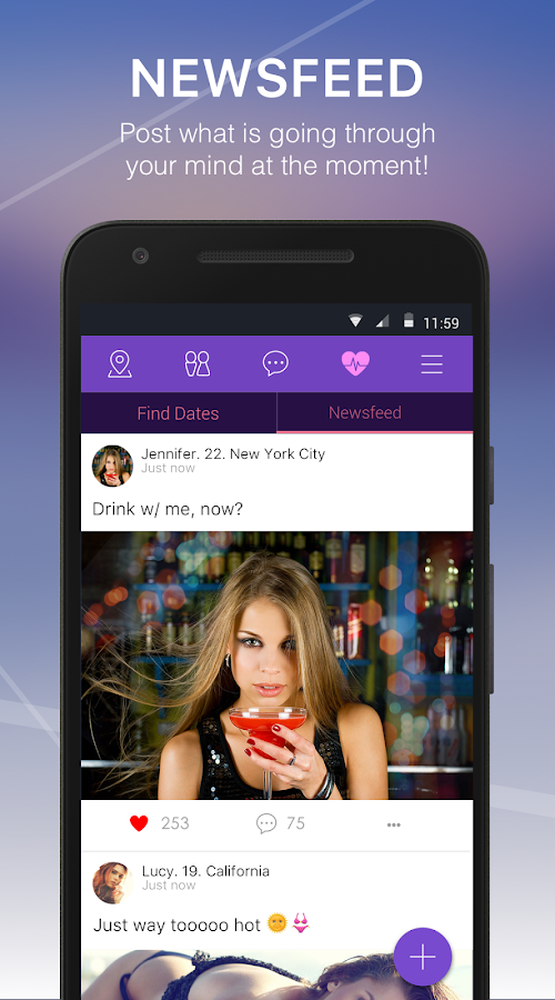 JustDating- screenshot