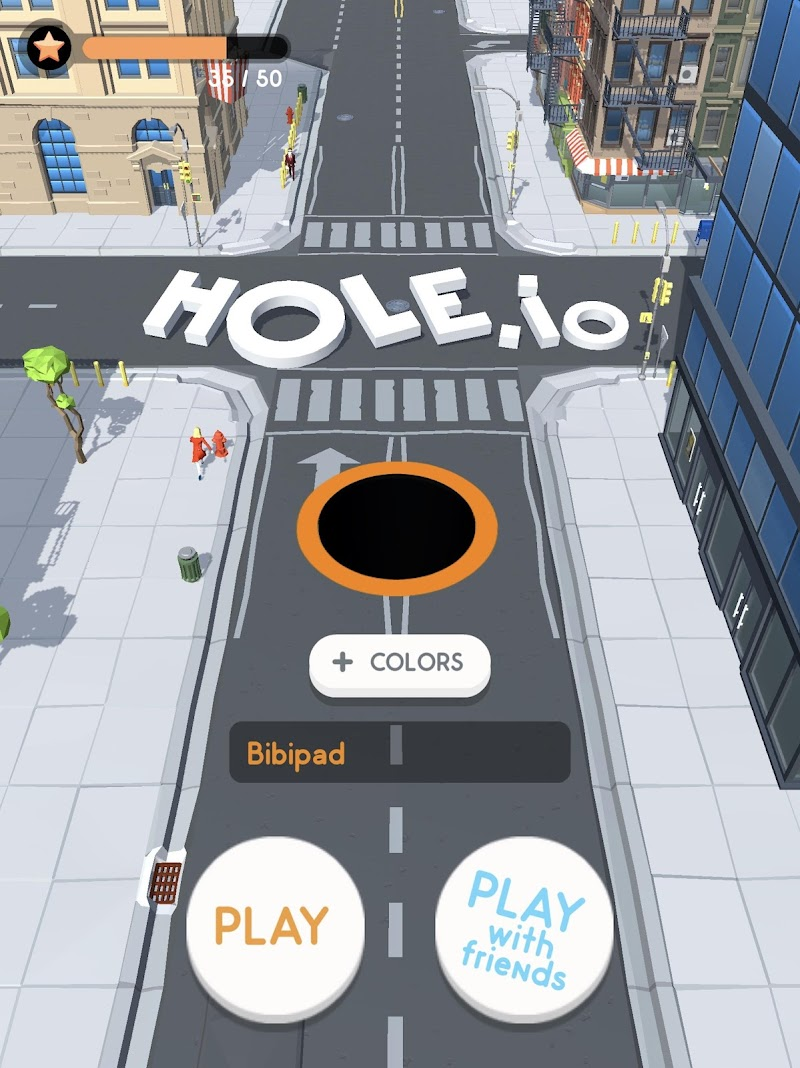 Hole.io Screenshot 9