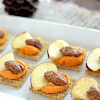 Apple and Sweet Potato Mash Topper