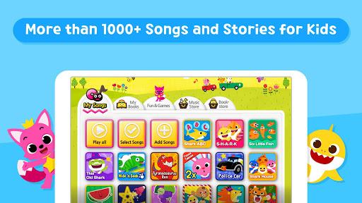 Baby Shark Best Kids Songs & Stories  Wallpaper 12