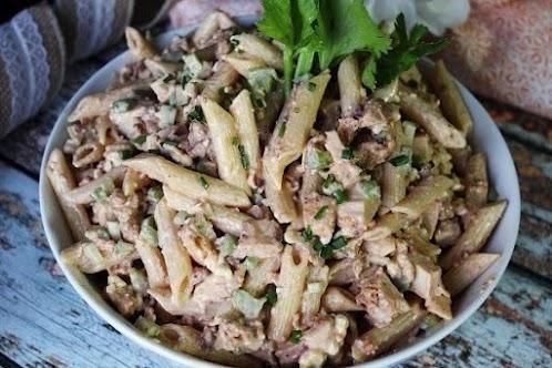 Click Here for Recipe: Buffalo Chicken Salad