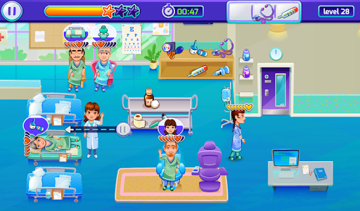 My Hospital: Doctor Game android2mod screenshots 12
