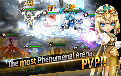 Summoners War  mod screenshots 14
