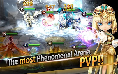 Summoners War APK screenshot thumbnail 14