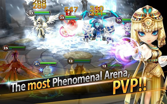 Summoners War apk screenshot