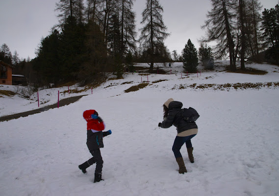 Il gioco contro il freddo di V:V